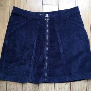 Buffalo David Bitton High Rise Cadby Skirt Sz 29